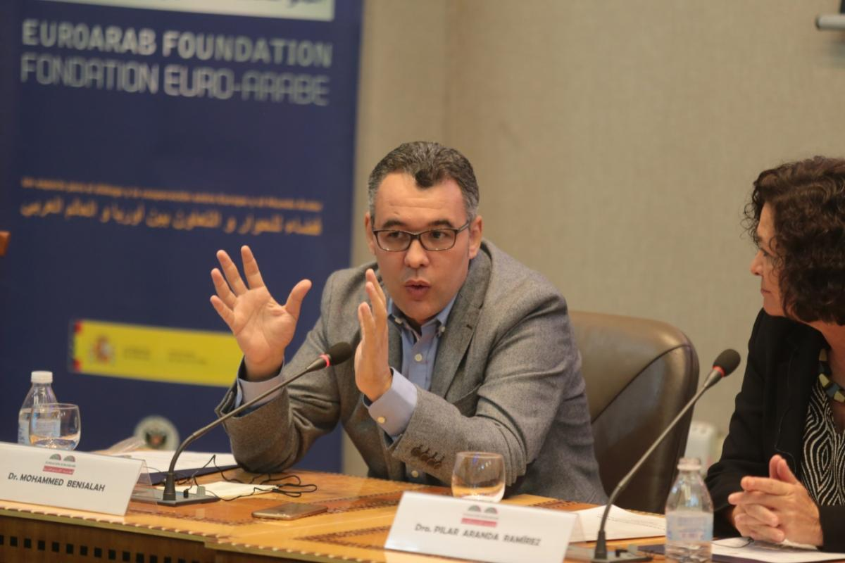 With the participation of the Granada Institute for Research and Higher Studies, the President of the University of Granada opens the Master of Islam in the present times